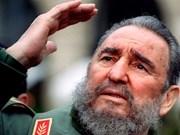 Provincia survietnamita de Ben Tre rinde homenaje al líder cubano Fidel Castro