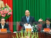 Luz verde para convertir a Viet Tri en urbe de festejos