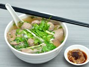 Plato vietnamita elegido por revista australiana como mejor manjar callejero de Asia