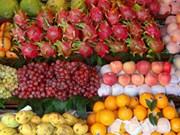 En alza exportación de frutas de Vietnam