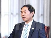 Vietnam y Estonia intercambian consultas políticas