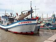 Nueva fábrica de construcción de barcos en provincia de Vietnam