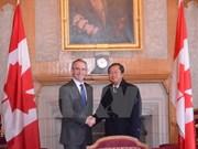 Continúan actividades de delegación parlamentaria de Vietnam en Canadá