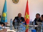 Kazajstán aspira fortalecer vínculos multifacéticos con Vietnam