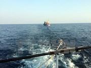 Rescatan a pescadores en aguas cerca del archipiélago de Truong Sa