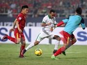 Vietnam quedó fuera de la copa regional tras empatar con Indonesia