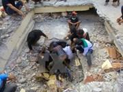 No reporta ninguna víctima vietnamita en sismo en Indonesia
