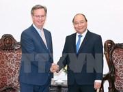 Primer ministro de Vietnam propone una mayor cooperación con España