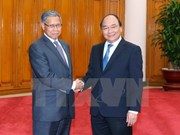 Premier de Vietnam insta medidas para impulsar el comercio con Malasia