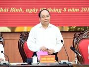 Premier adopta ajustes al proyecto de reestructuración económica