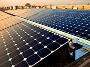 Desarrollan proyecto de energía solar en provincia vietnamita