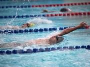 Vietnam se impone en torneo regional de natación