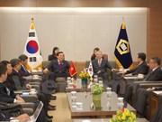 Presidente del Tribunal Supremo Popular de Vietnam visita Sudcorea