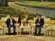Vietnam desea reforzar amistad tradicional y cooperación integral con China