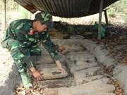 Aumentan cooperación internacional en apoyo a víctimas de bombas en Vietnam