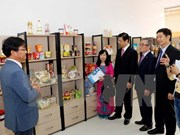 Asociación sudcoreana de Alimentos y Arroz abre oficina en Vietnam