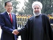 Fortalecen cooperación entre Indonesia e Irán