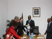 Vietnam promueve cooperación con Mozambique