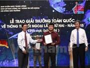 VNA, núcleo de actividades de información al exterior de Vietnam