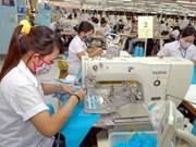 Exportaciones textiles de Vietnam alcanzan 28 mil 500 millones de dólares
