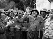 En Hanoi exposición sobre Día de Resistencia Nacional de Vietnam