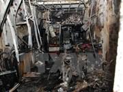 Incendio en Ciudad Ho Chi Minh provoca seis muertos y cinco heridos