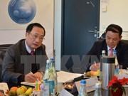 Suiza colabora con Vietnam en sistema cibernético de seguridad