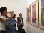 Artista tailandés gana concurso de Arte Gráfico de Asean- Vietnam 2016