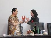Hanoi fortalece relaciones con capitales de otros países de ASEAN