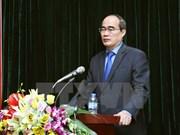 Organización de masas de Vietnam eleva calidad de labores de consulta popular