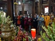Vietnam homenajea a héroes y víctimas del bombardeo 1972