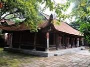Provincia vietnamita diseñará plan para conservación de la pagoda Vinh Nghiem