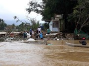 Recaudan fondos a favor de afectados por desastre natural en Vietnam