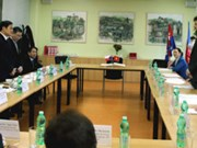 Impulsan cooperación interprovincial Vietnam – República Checa