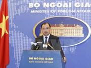 Apertura de ruta aérea de China a Hoang Sa viola la soberanía de Vietnam