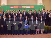 Cooperación Mekong-Lancang se centra en gestión y uso de recursos hídricos
