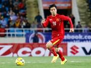 Vietnam ocupa el puesto 134 en ranking mundial de fútbol