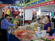 Inauguran Feria de Industria –agricultura – comercio de Binh Thuan