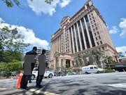 Malasia refuerza seguridad por las fiestas de fin de año