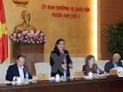Vicepresidenta del Parlamento llama a promover tradición revolucionaria