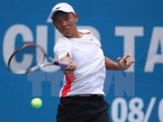 Ly Hoang Nam cae cuatro lugares en ranking mundial ATP
