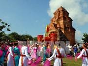 Reconocen a torres Cham como reliquias nacionales especiales