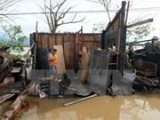 Filipinas sufre grandes pérdidas por tifón Nock-Ten
