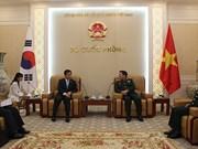 Vietnam y Sudcorea refuerza nexos de defensa
