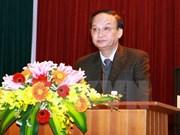 Japón concede Orden del Sol Naciente a funcionario vietnamita
