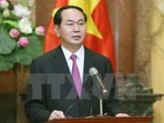 Mar e islas son parte inseparable de la patria, enfatiza presidente vietnamita
