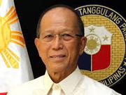 Filipinas puede reubicar ejercicios navales con Estados Unidos: ministro de Defensa