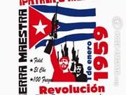 Vietnam felicita a Cuba por aniversario de Revolución
