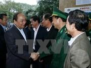"""Premier de Vietnam: """"Puertos marítimos son el corazón de la economía"""""""