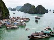 Sube número de visitantes extranjeros a provincia vietnamita de Quang Ninh